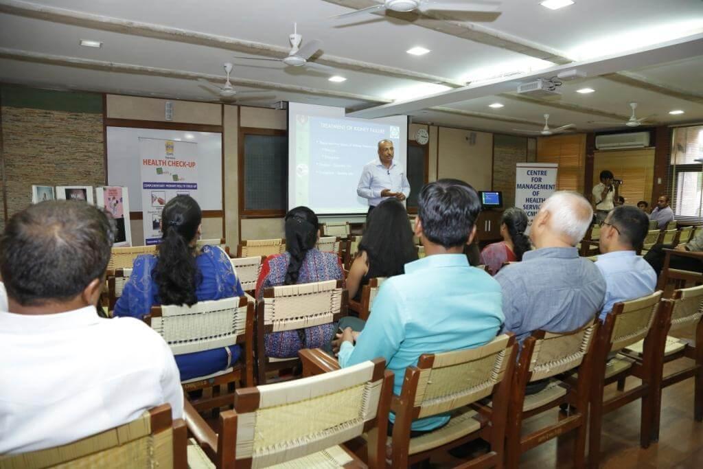 Organ Donation Awareness Program at IIM Ahmedabad