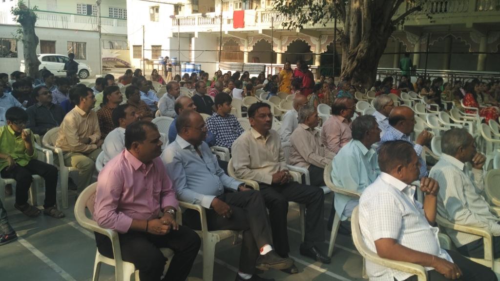 Organ Donation Awareness Program at Khakhariya Patel Samaj Function