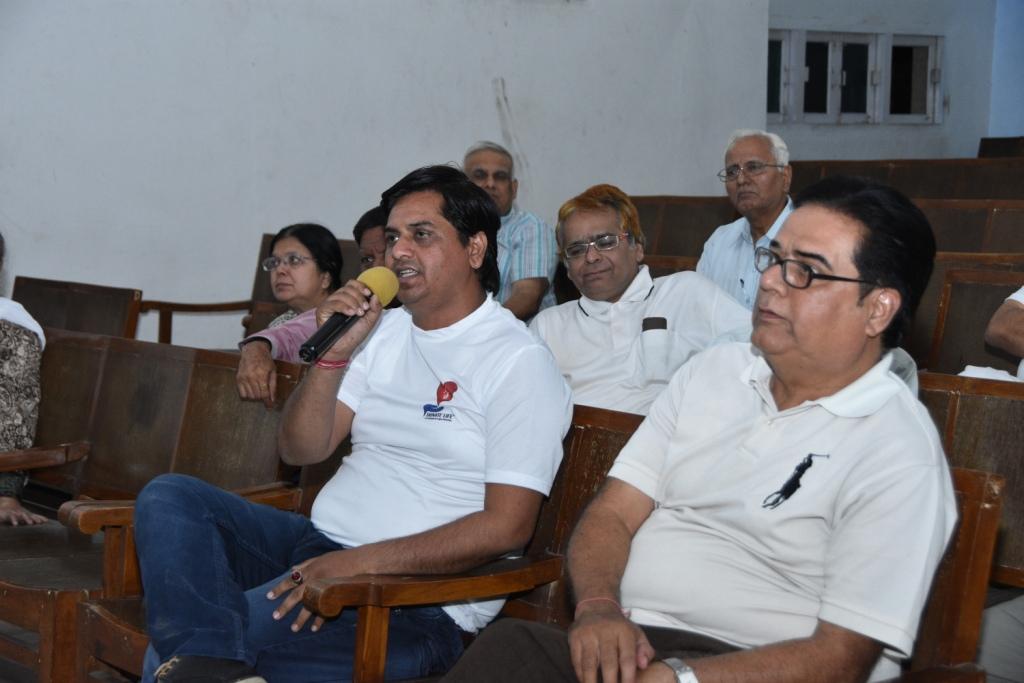 Kidney Awareness Program (world kidney day) at Metas Hospital Surat