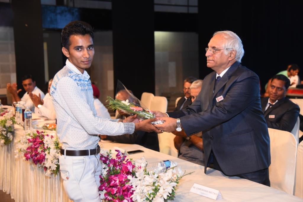 Organ Donation Awareness Program at Hardware Exhibition at VNSGU Surat