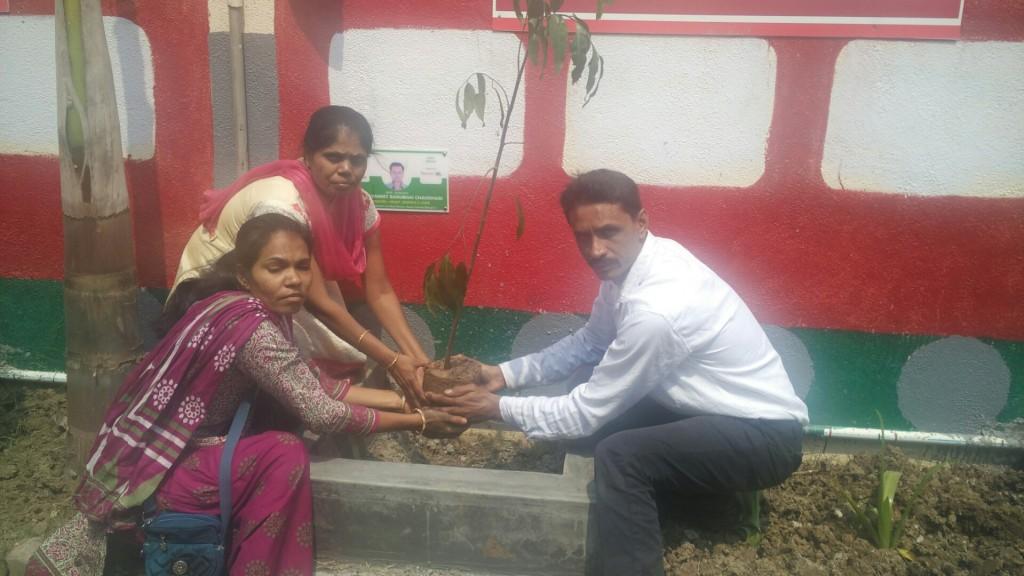 Heart Donor Family felicitation & Tree Plantation Program in World Heart Day