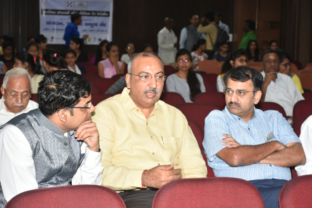 Organ Donation Awareness Program at Indian Society of Critical Care Medicine –Ahmedabad