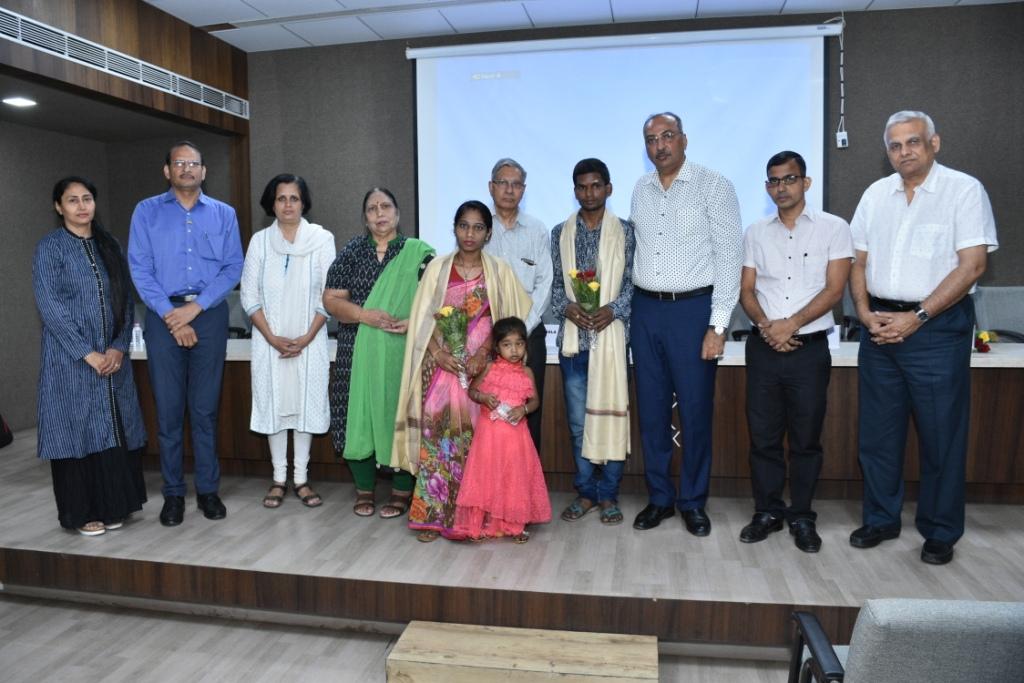 Organ Donation Awareness Program Life After Death at SGCCI
