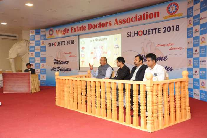 Waghale Estate Doctors Association_Thane - 2018