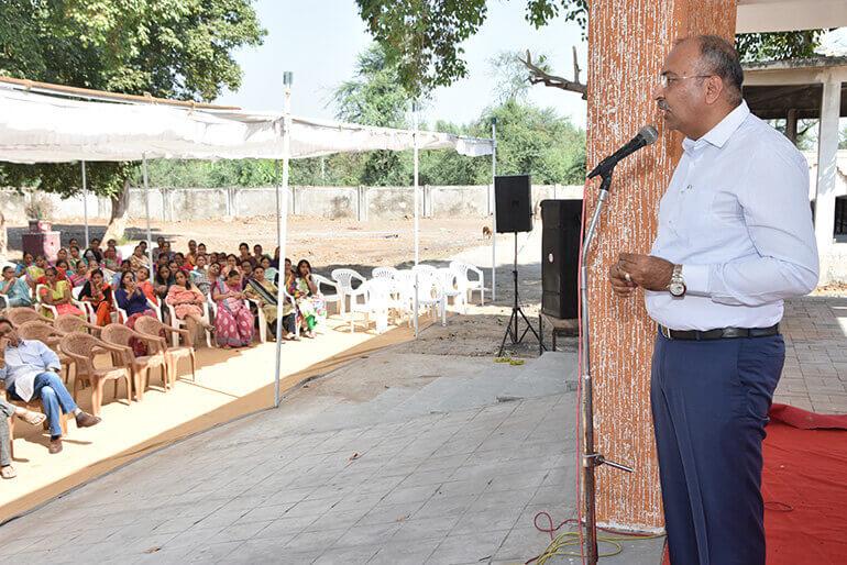 Crematorium Ode Anand - 2018