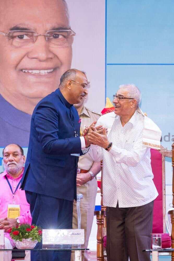 Cadaver Oragan Donor Felicitation by Hon'ble President of India Shri Ram Nath Kovind - 2018