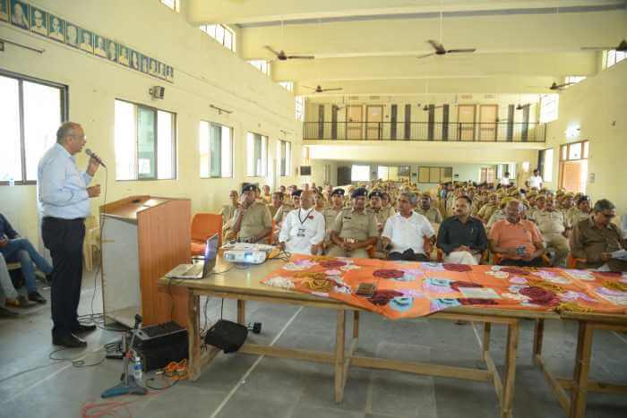 District Police Anand (Khambhat Division) at 42 gam patel samaj vadi Khambhat