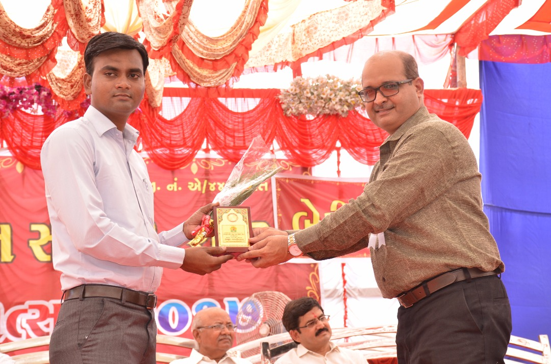 Organ Donation Awareness At Kumbhariya Panch_Samuh Lagan
