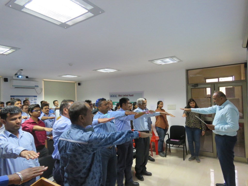 Organ Donation Awareness Program at Hikal.Ltd Panoli