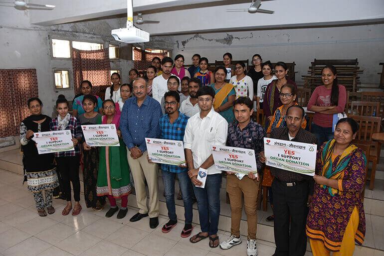 College of Nursing New Civil Hospital, Surat - 2018