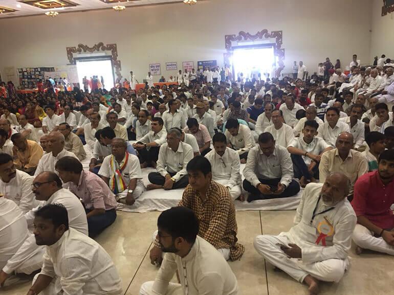 Samast Jain Samaj Vesu, Surat - 2018